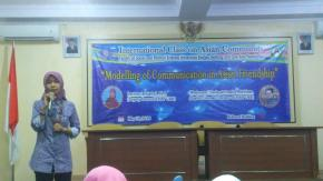 Pertemuan Ke-14 Kelas Internasional, FISIP UBB Angkat Tema Modelling Communicaton in Asian Friendship