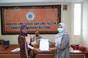 Ramah Tamah Civitas Akademika FISIP