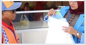 Pojok Pengawasan Pemilu Partisipatif Beraksi Di Bangka Tengah
